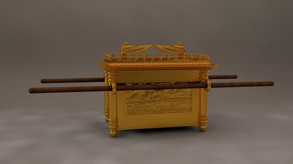 covenant ark 3D model