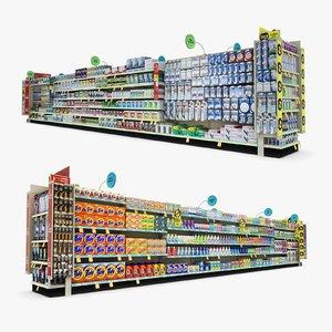 3D aisle 14 - clean