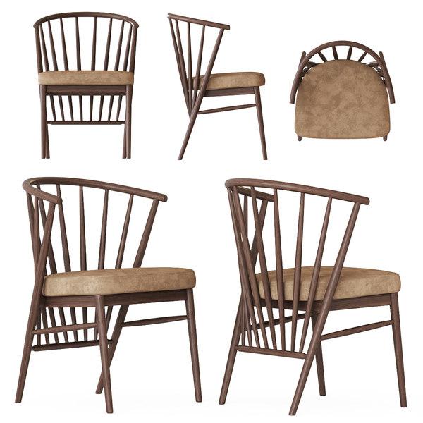 jenny chair 3D model