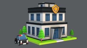 building police model