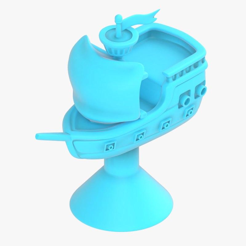3D stikeez iges stl