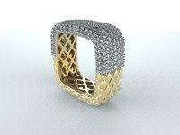 3D fashion jewellery