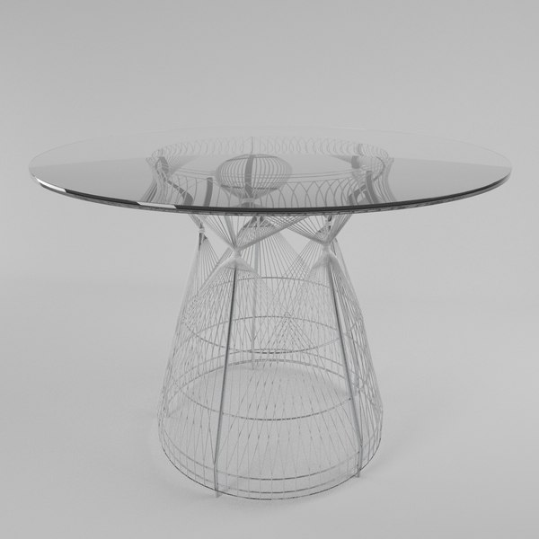 3D hagia dining table