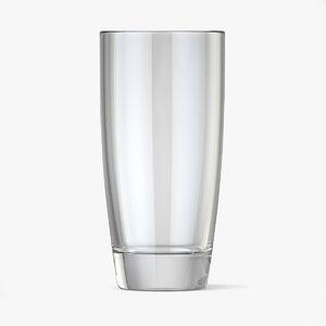 vodka glass 3D model