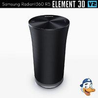 samsung radiant360 r5 model