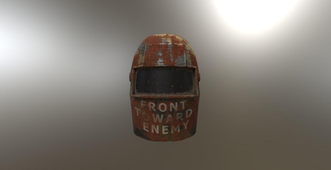 3D survival mask model