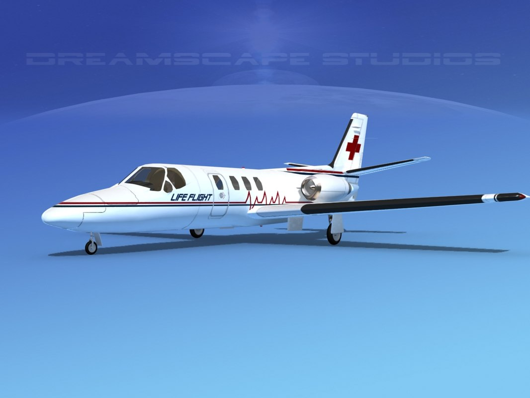 scale cessna citation 500 model
