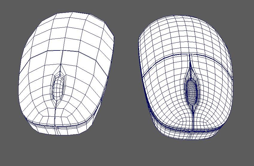 mouse pc 3D model