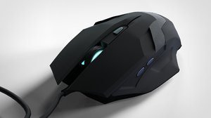 3D gaming mouse pc