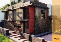 revit project n house model
