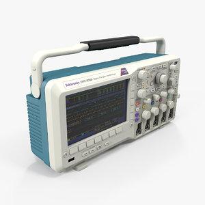 tektronix oscilloscope dpo2000b model