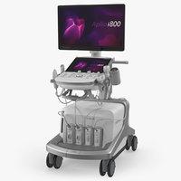 Ultrasound Scanner Toshiba Aplio i800