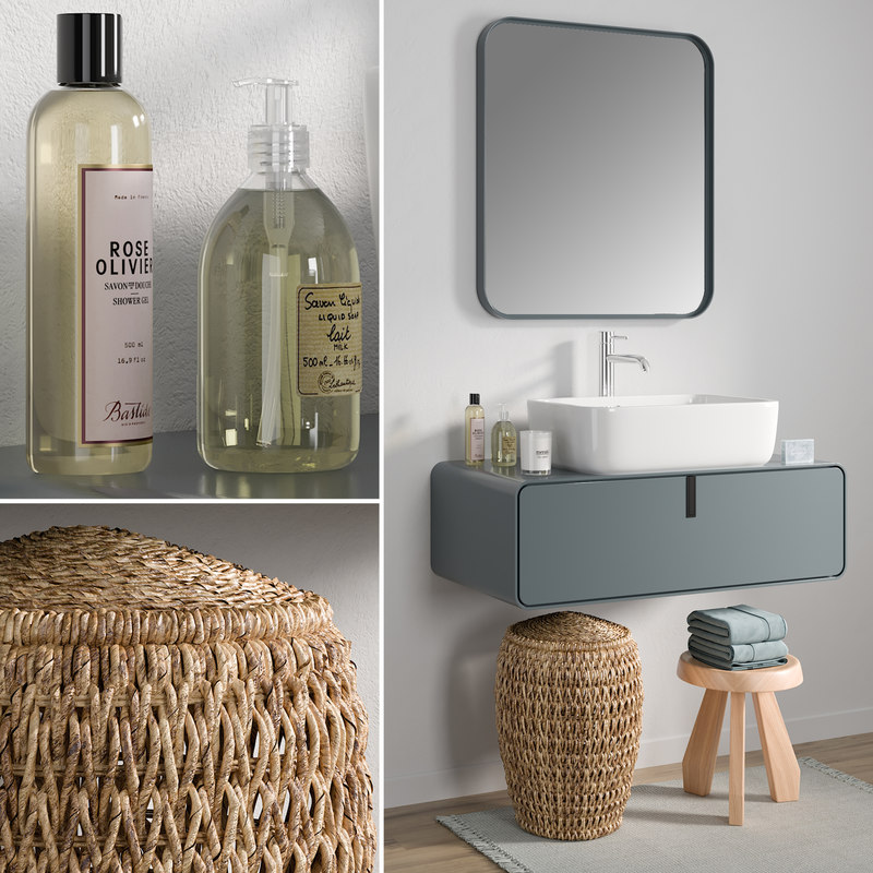 bathroom 9 model