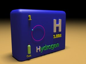 3D periodic hydrogen