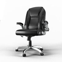 office chairs 1 3D model