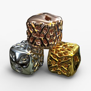 jewelry charm pa v11f model