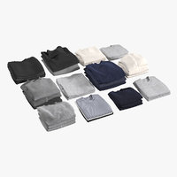 Folded Clothes Collection