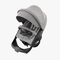 3D stokke xplory seat