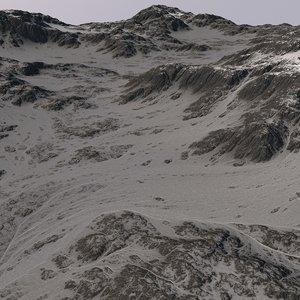 big valley 3D model