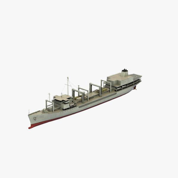 kharg class 3D model