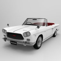 3D covertible prince skyline sport