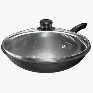 3D pan l014 model