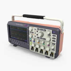 3D digital oscilloscope generic model