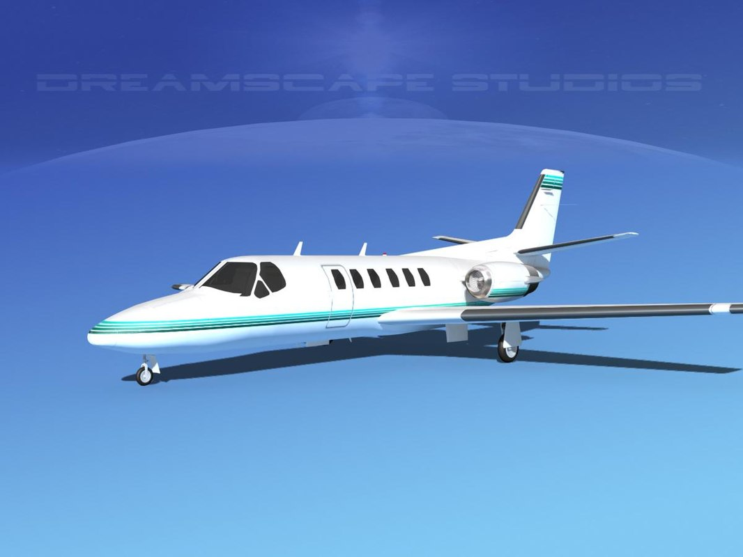 3D scale citation ii 550