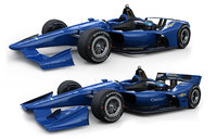 indycar road course super 3D