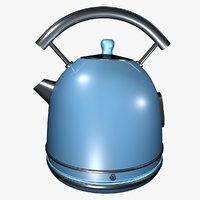 kettle swan l016 3D model