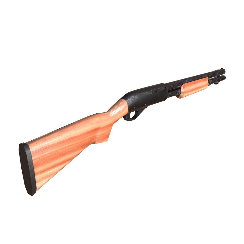 3D real-time shotgun rifle hunting