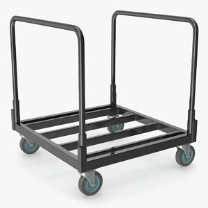 industrial cart model