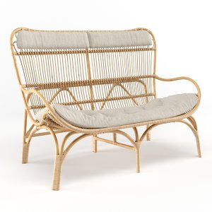 furniture interior 3D model