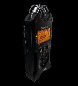 3D digital recorder model