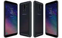 Samsung Galaxy A6 Plus Black
