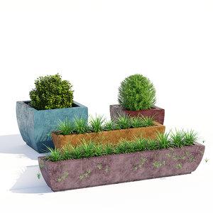 3D square kornegay design