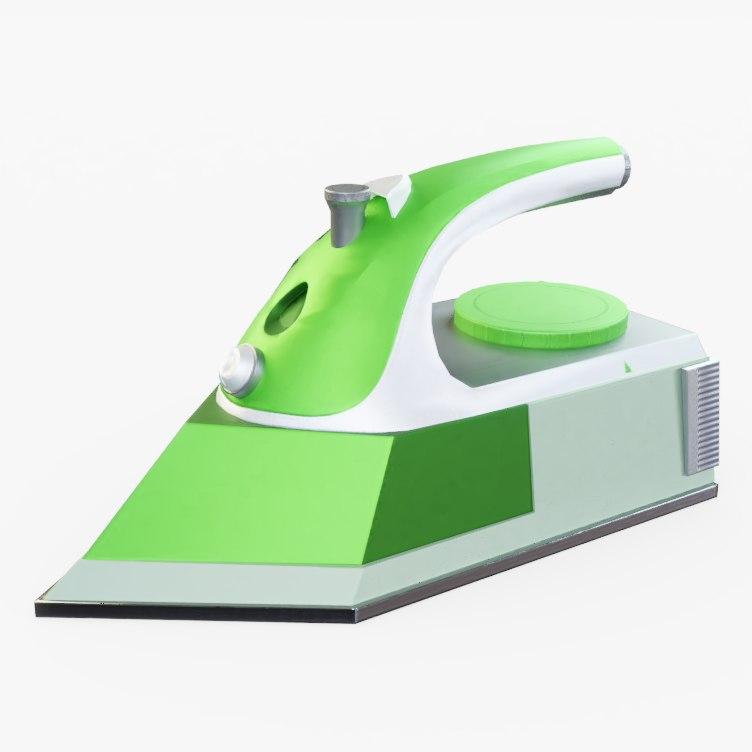 3D iron