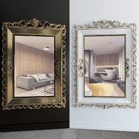 3D mirror modern style