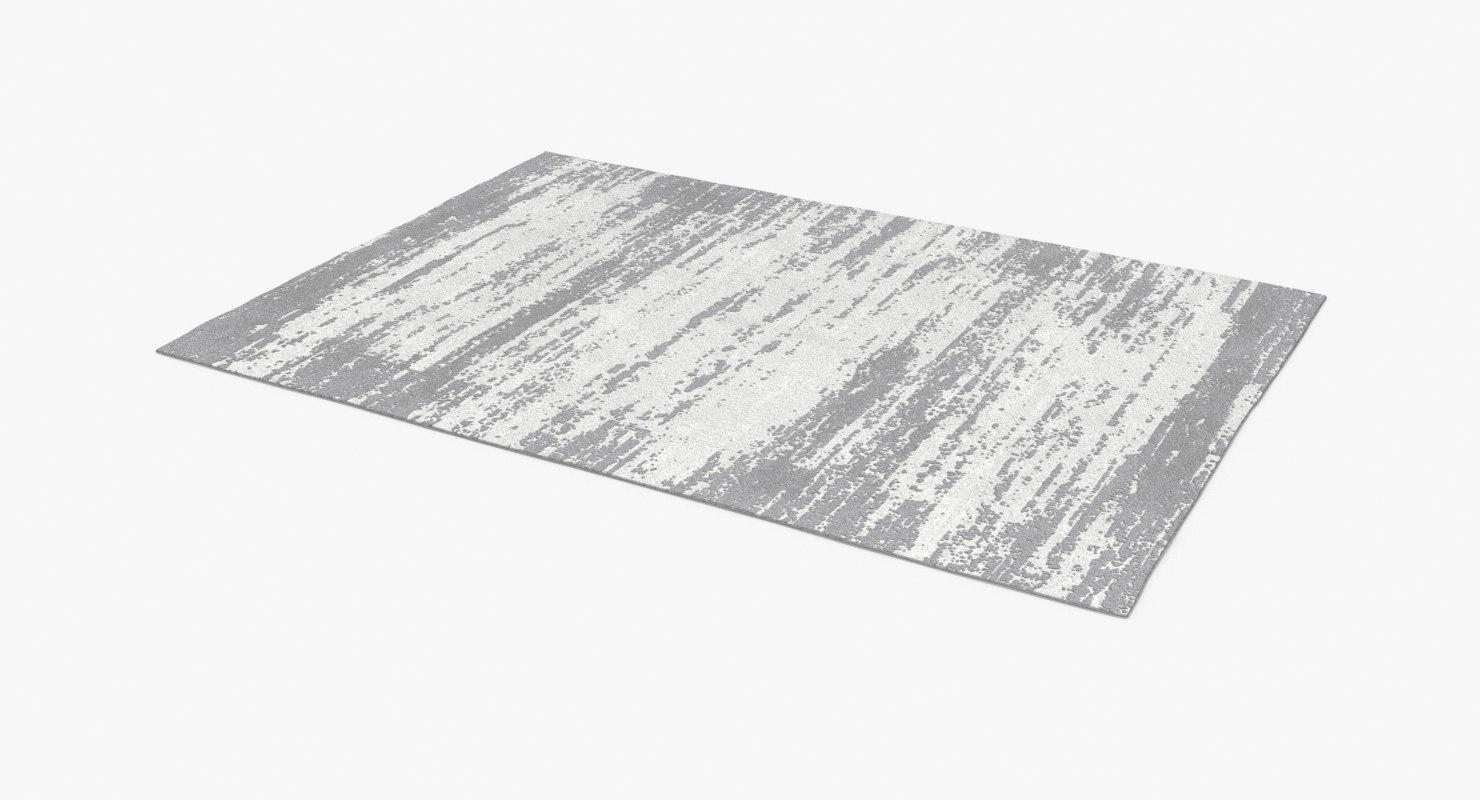 modern-area-rug 3D
