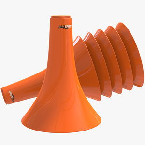 markers agility cones training model