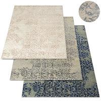 restoration rug carpets fleur 3D model