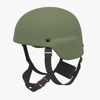 3D kevlar helmet foliage green