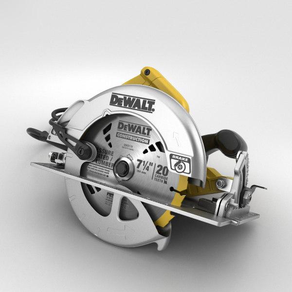 dewalt circular saw model