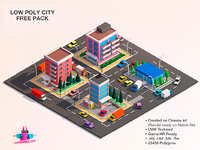 Free 3D City Models | TurboSquid
