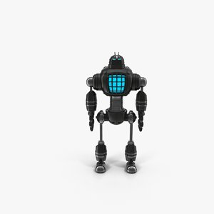 robot modeled model