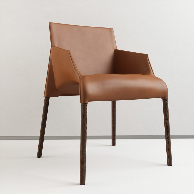 3D poliform seattle chair model