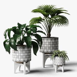 plants set 07 3D
