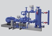gas compressor model