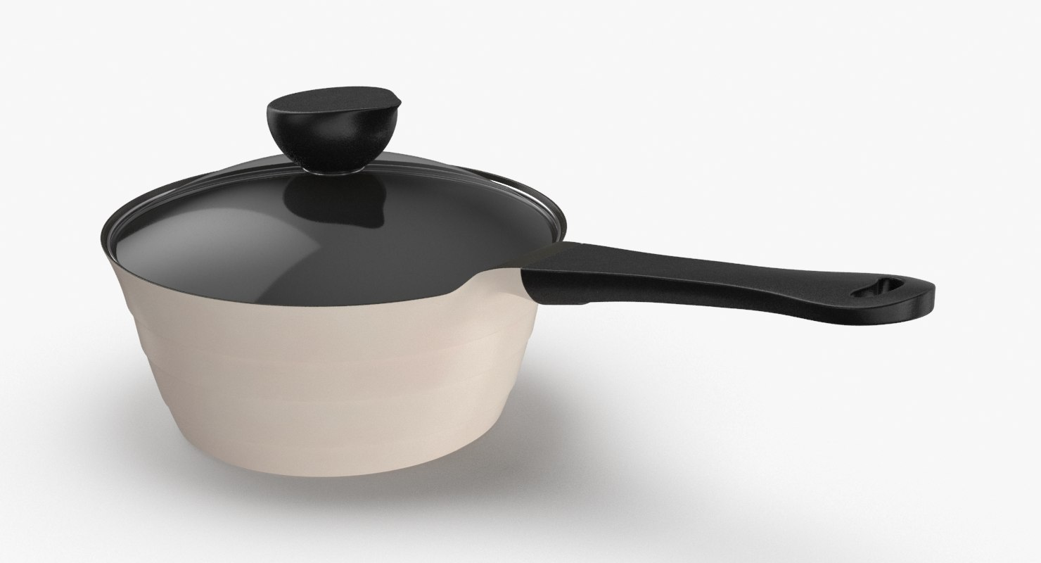 modern-cookware---saucepan model