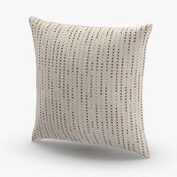 Contemorary Throw Pillows - Tan